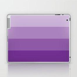 Four Shades of Purple Laptop & iPad Skin