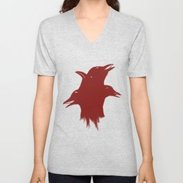 A Murder of Crows Unisex V-Neck