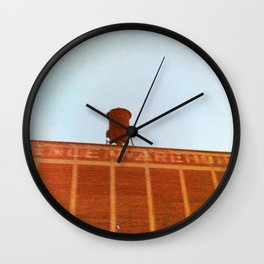 Van Horne Warehouse Wall Clock