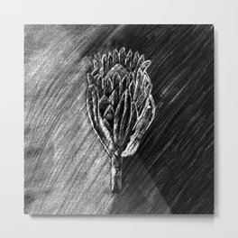 SugarBushed Metal Print