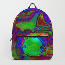 Psychedelicized Backpack