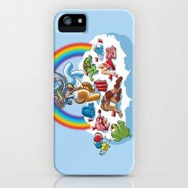 My Little Pony Keg iPhone Case