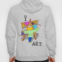 I Art Hoody