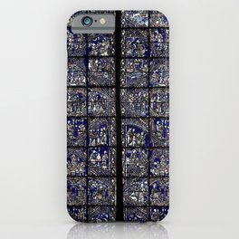 Stained iPhone Case