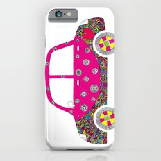 Colorful car iPhone 6s Slim Case