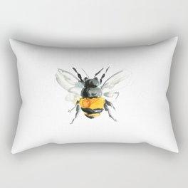 bumble bee yourself Rectangular Pillow