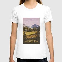 E. C. Manning Provincial Park T-shirt