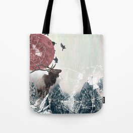 The Nature of Analysis Tote Bag