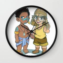 Smol IWAOI Atlantis Adventures Wall Clock
