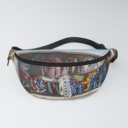 Textiles in Athens Fanny Pack