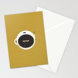 The Spaceman on the Sun Stationery Cards