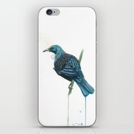 The Parson Bird aka Tui iPhone Skin
