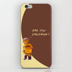 are you dreaming? iPhone & iPod Skin