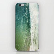 Vagues Jumelles iPhone & iPod Skin
