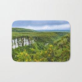 Cotopaxi National Park Landscape Scene Bath Mat