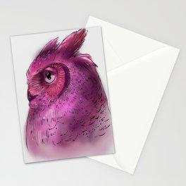 Owl I Stationery Cards