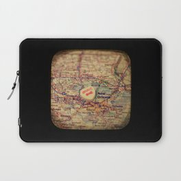 Brave One New Orleans Laptop Sleeve