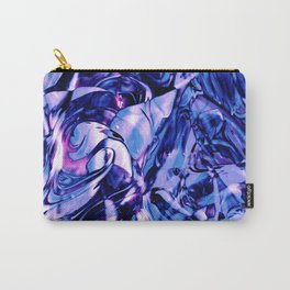 Fluid Painting 3 (Blue Version) Carry-All Pouch