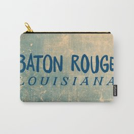 BATON ROUGE LOUSIANA Carry-All Pouch
