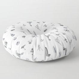 Favorite Veggies Floor Pillow