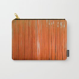 ORANGE STRINGS Carry-All Pouch