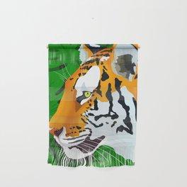 Jungle Tiger Wall Hanging