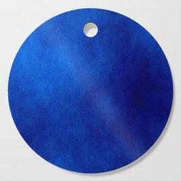 Misty Deep Blue Cutting Board