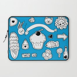 Sticker World Laptop Sleeve