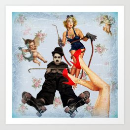 Charlie's Angels (2) Art Print