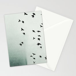 Fog and Feathers Stationery Cards