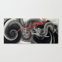 Dragons Day Canvas Print