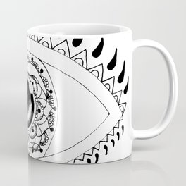 Eye Can't Even. Coffee Mug