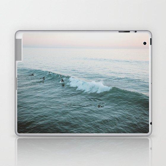 Let's Surf V Laptop & iPad Skin