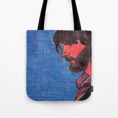 John Bell- Close Up Tote Bag