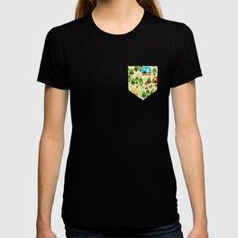 Caravan Campground Vacation T-shirt