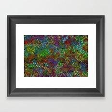 Undulations Framed Art Print
