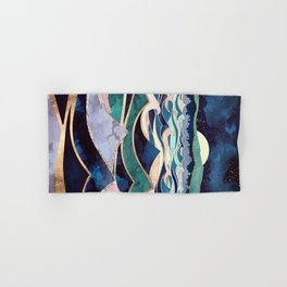 Moonlit Ocean Hand & Bath Towel