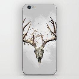 King of the Forrest - Trophy Buck - Deer iPhone Skin