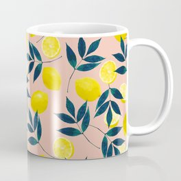 Lemony Goodness Coffee Mug