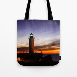 Will you be my light in dark ? Tote Bag