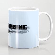 Rock Climbing - Male Mug