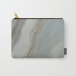 Geode in Blue Carry-All Pouch
