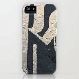 IRONY iPhone Case