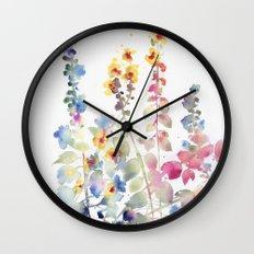 fiori II Wall Clock