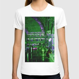 Potion Class - Green and Purple Hues T-shirt