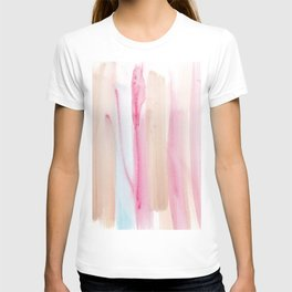 7 | 181203 Watercolour Patterns Abstract Art T-shirt
