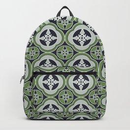 Moroccan Tea Seamless Pattern Backpack