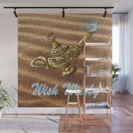 Magic Genie Lamp Wall Mural