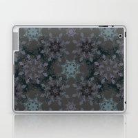 Damask, grey Laptop & iPad Skin