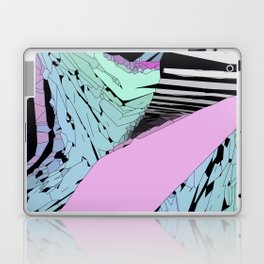 Futuristic Abstract Laptop & iPad Skin